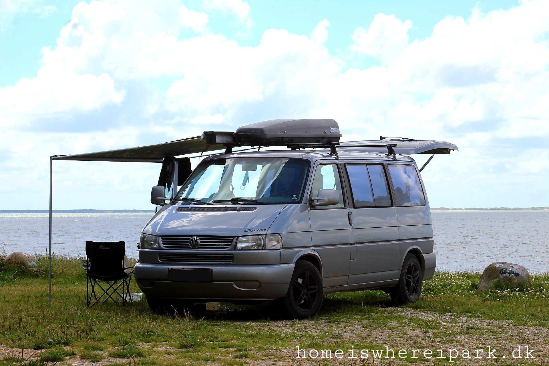 camping vanlife