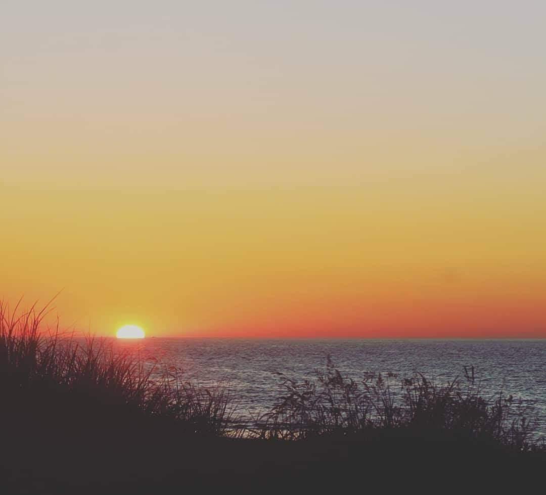sunset solnedgang ocean vesterhavet