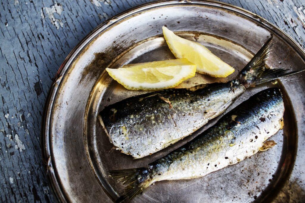 sardin mad grækenland
