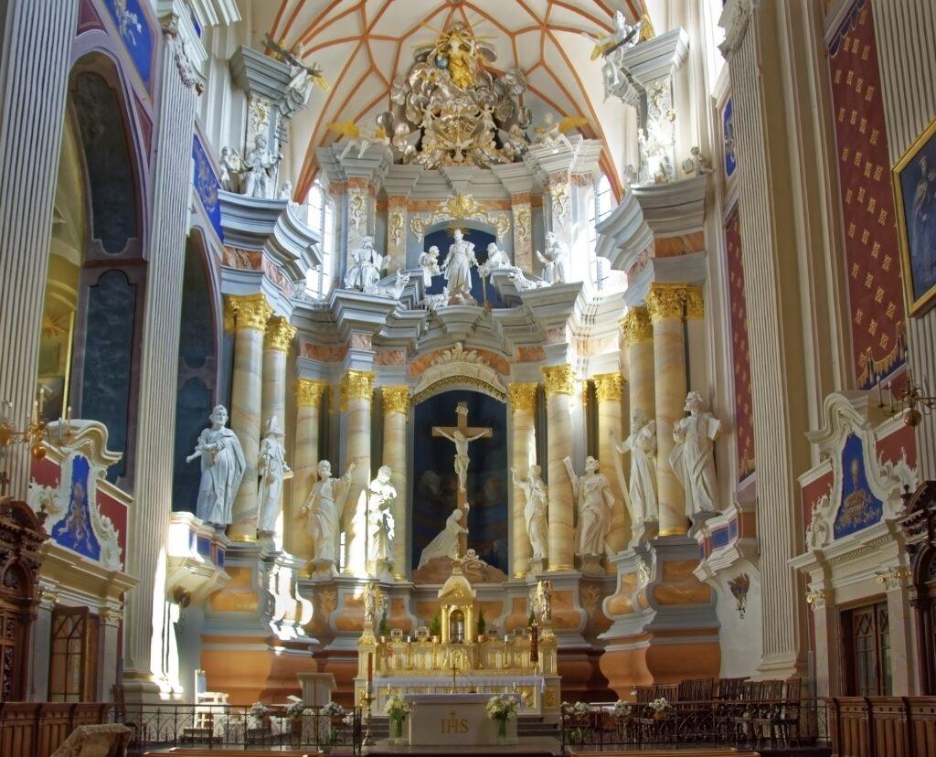 kirke litauen