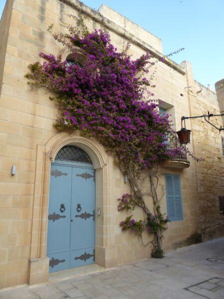 Malta Mdina Middelalder Middelage