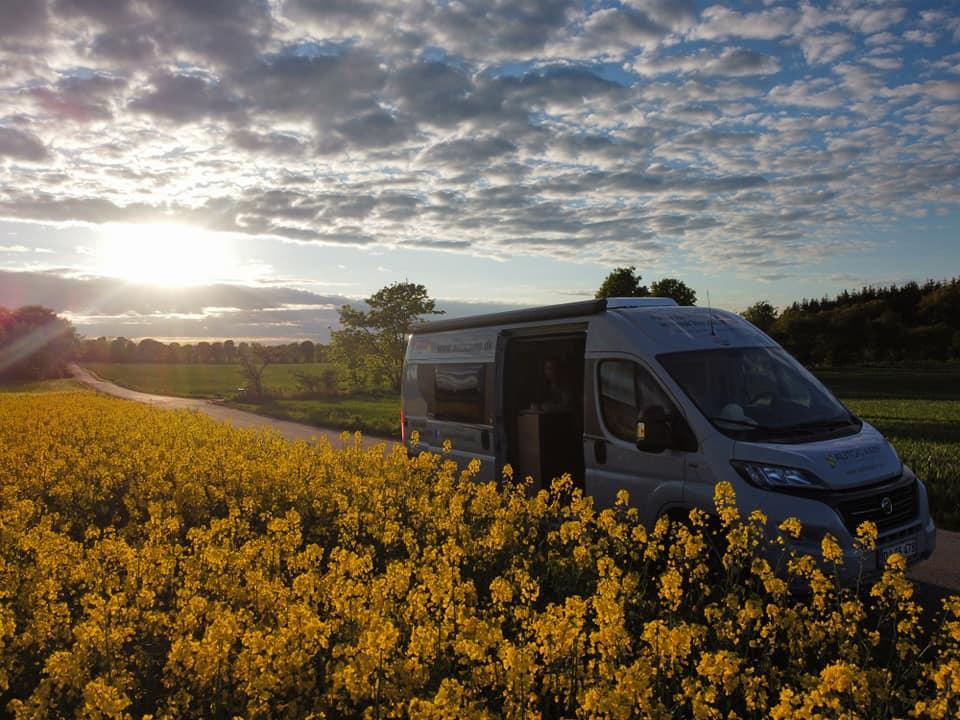 autocamp, ayo hansen, carado campervan clever edition +
